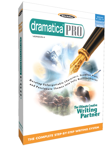 purchase the full edition dramatica