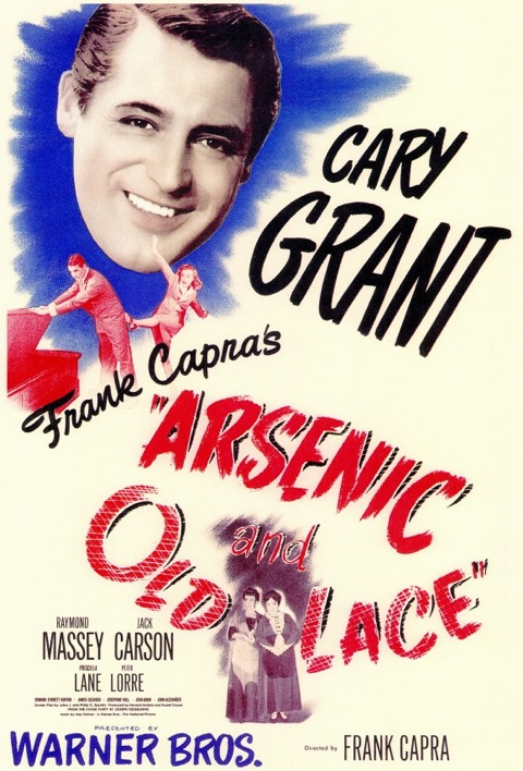 arsenic and old lace essay questions