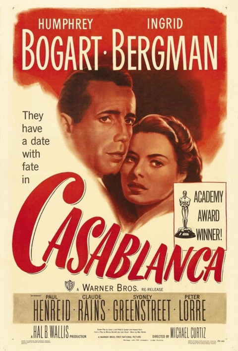 an introduction to the analysis of the film casablanca Reviewed by chris kallemeyn the classic hollywood film casablanca is additional special features includes an introduction by lauren in the final analysis.