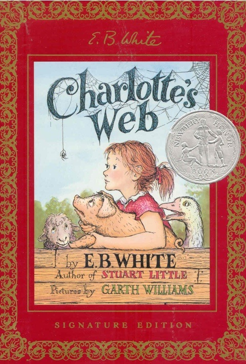 charlottes web essay example The important lessons learned in charlotte's web by e b white pages 1 words 415 view full essay more essays like this: charlottes web sign up to view the.