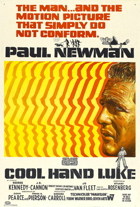 critical essay cool hand luke All these years after the release of cool hand luke in 1967, all you have to do is say, what we have here is--failure to communicate everyone knows the line, and everyone can identify the film, even those who may not have seen it and here's the curious part as they make the connection, they.