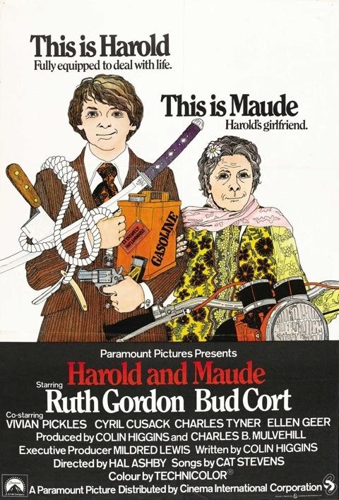 Charakterisierung harold and maude 'Harold and