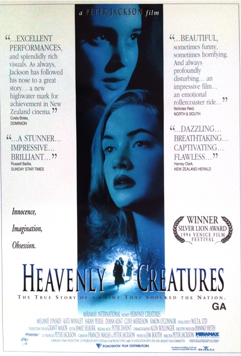 Heavenly creatures film techniques essay definition