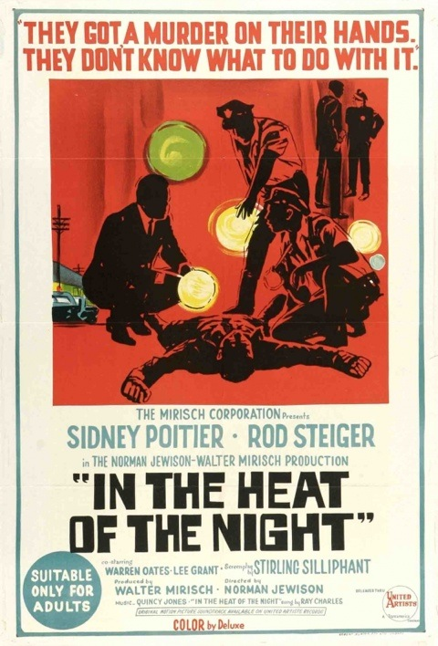 in the heat of the night character analysis of virgil tibbs Virgil tibbs, the investigator gillespie is doing an investigation of his own into such characters as eric kaufman chapter analysis of in the heat of the night.