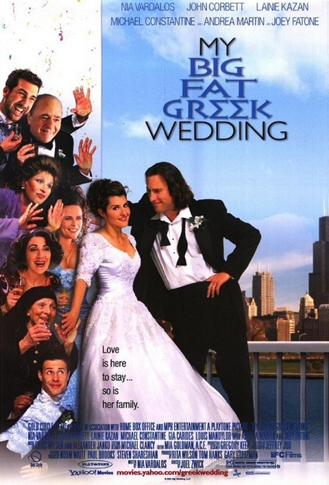 "my big fat greek wedding cultural analysis A study guide to my big fat greek wedding 7 ""cultural guides"" are people who offer their help to assist in fitting in sometimes."