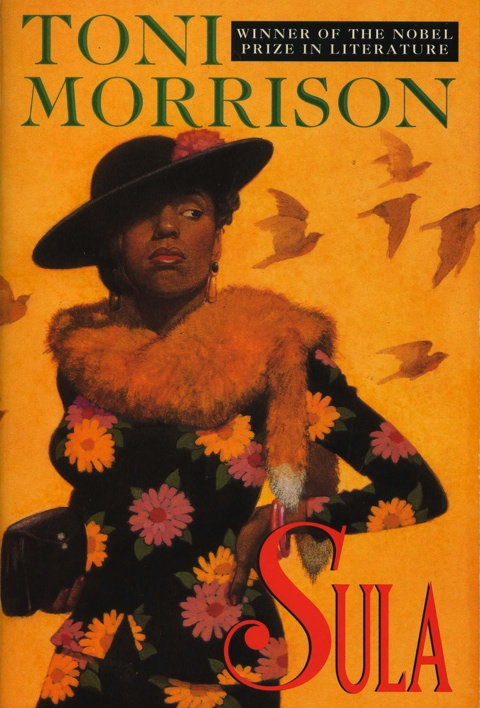 Fifty Books Project 2016: Sula by Toni Morrison