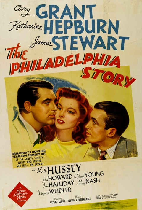 an analysis of george cukors the philadelphia story 3 ich denke an george lübeck 1997, im kontext von erving goffman: frame analysis an essay on (american philosophical society, philadelphia.