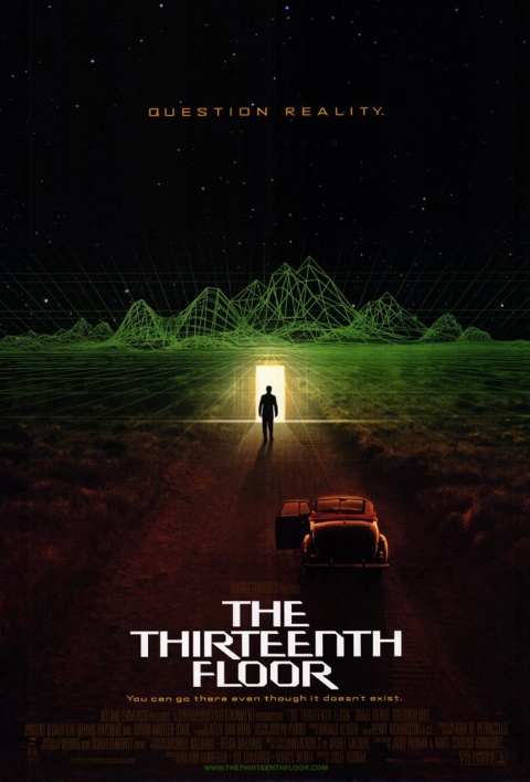 The thirteenth floor analysis dramatica for 13 floor